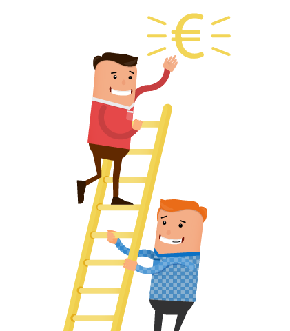 financial ladder 1
