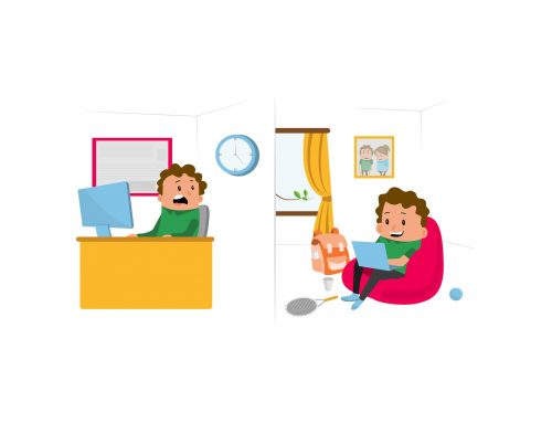 Considerations for long-term working from home – Part 1